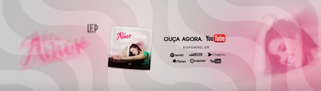 Amanda Amado - Single - Era Amor - LEP Music